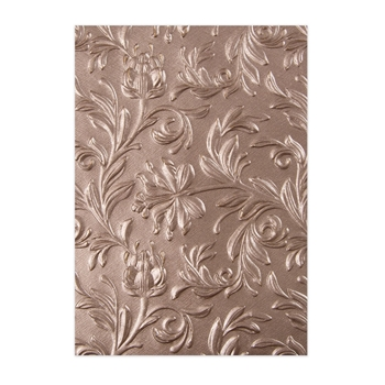 Tim Holtz Sizzix BOTANICAL 3D Embossing Folder 662716