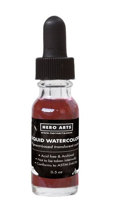 Hero Arts Liquid Watercolors STRAWBERRY PD111* zoom image