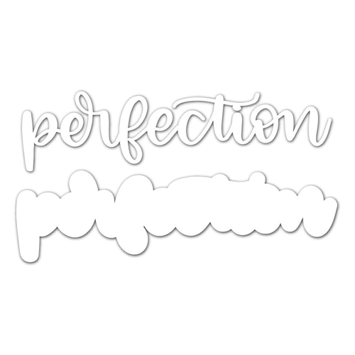 Simon Says Stamp PERFECTION Shadow Wafer Dies sssd111799 Love * Preview Image