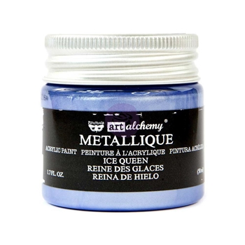 Prima Marketing METALLIQUE ICE QUEEN Art Alchemy Acrylic Paint 965136