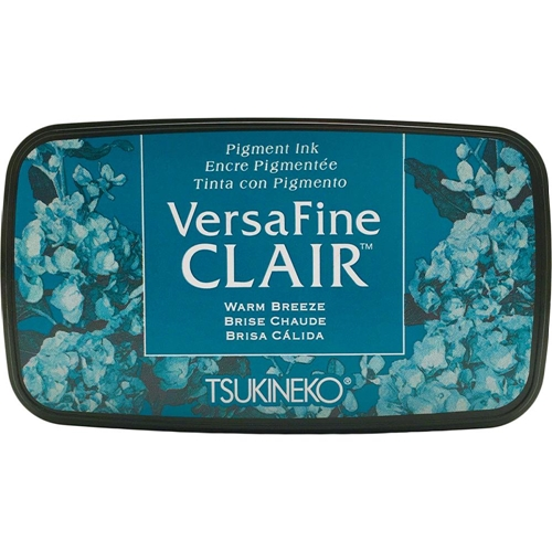 Tsukineko VersaFine Clair WARM BREEZE Ink Pad vfcla603 Preview Image