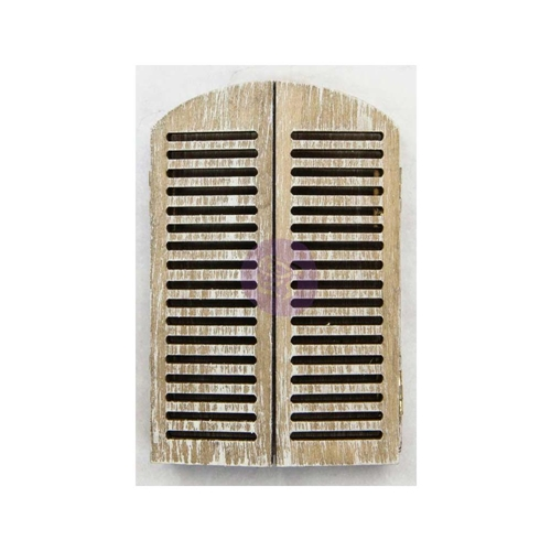 Prima Marketing PARISIAN ARCH SHUTTERS Memory Hardware 993702 Preview Image