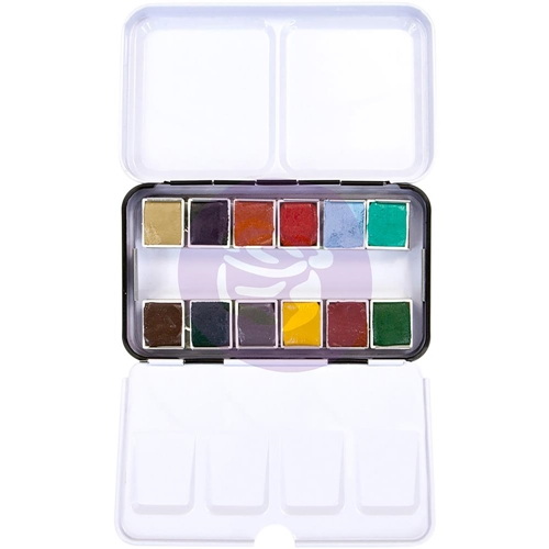 Prima Marketing WOODLANDS Watercolor Confections Set 631550 Preview Image