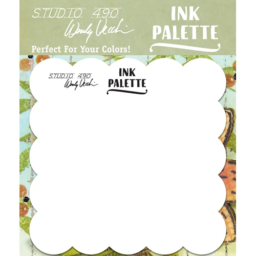 Wendy Vecchi INK PALETTE Studio 490 WVIP001 Preview Image