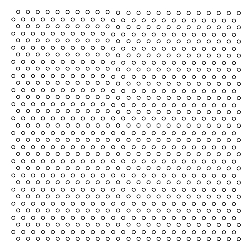 Wendy Vecchi Background Cling Rubber Stamp OPEN DOTS Studio 490 WVBG044 Preview Image