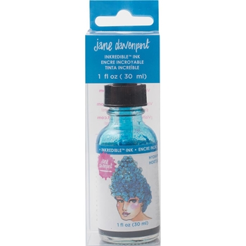 Jane Davenport HYDRANGEA Inkredible Scented Ink Mixed Media 2 377010