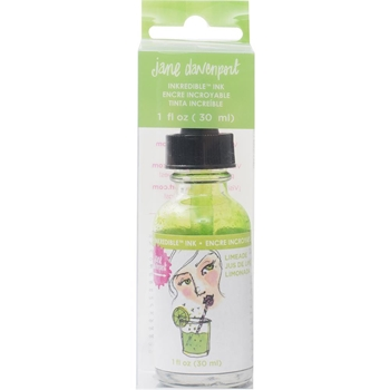 Jane Davenport LIMEADE Inkredible Scented Ink Mixed Media 2 377006