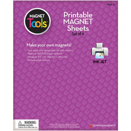 Dowling Magnets Printable MAGNETIC SHEETS 735004 Preview Image