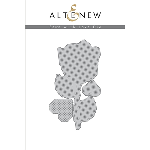 Altenew SEWN WITH LOVE Die Set ALT2067* Preview Image