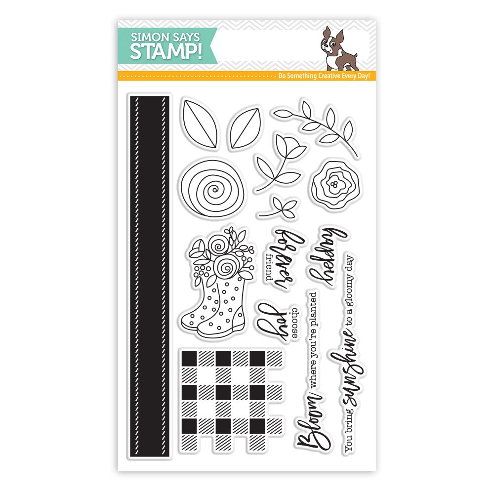 Simon Says Clear Stamps CHOOSE JOY sss101821 zoom image