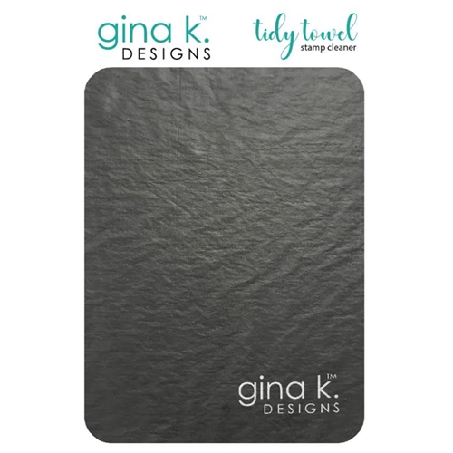 Gina K Designs TIDY TOWEL Stamp Cleaner 54550 Preview Image
