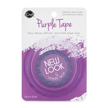 Therm O Web PURPLE TAPE Easy Release Removable 5566
