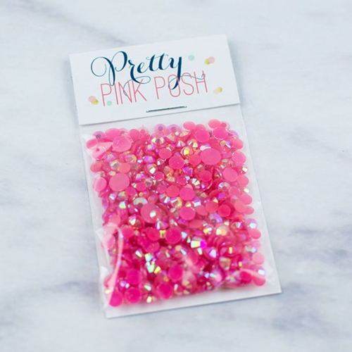 Pretty Pink Posh WATERMELON Jewels  Preview Image