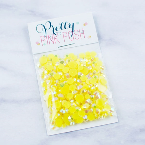 Pretty Pink Posh LEMON DROP Jewels Preview Image