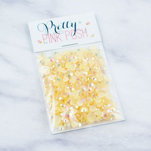 Pretty Pink Posh BUTTERCREAM Jewels Preview Image