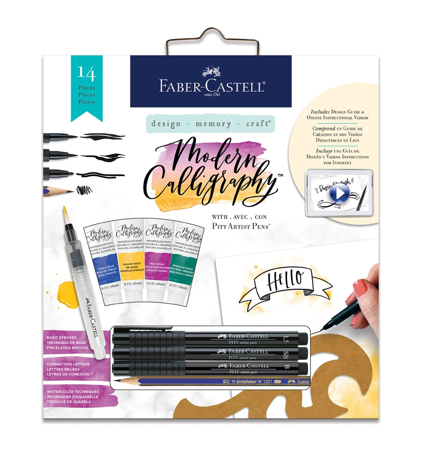 Faber-Castell MODERN CALLIGRAPHY 770411t* zoom image