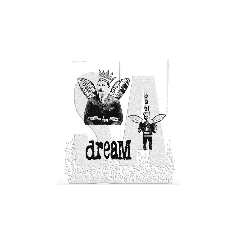 Tim Holtz Cling Rubber Stamps WINGED THINGS 2 Two CMS025 zoom image