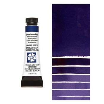 Daniel Smith INDANTHRONE BLUE 5ML Extra Fine Watercolor 284610043