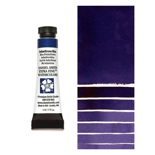 Daniel Smith INDANTHRONE BLUE 5ML Extra Fine Watercolor 284610043 zoom image