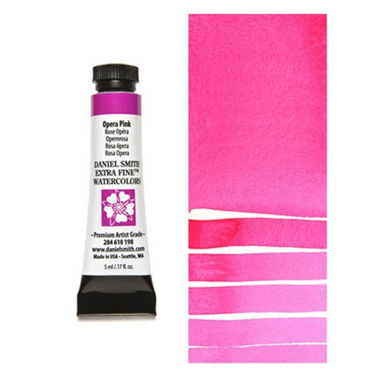 Daniel Smith OPERA PINK 5ML Extra Fine Watercolor 284610198 zoom image
