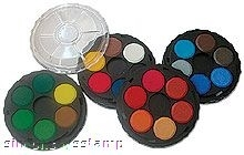 Hero Arts WATERCOLOR PAINT WHEELS 24 COLORS PD101* Preview Image