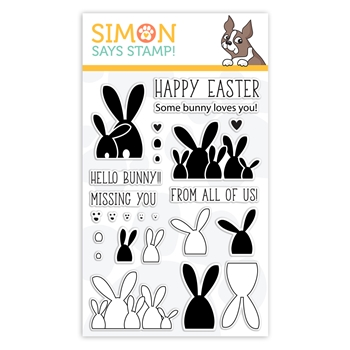 Simon Says Clear Stamps OH BUNNY sss101812 Best Days
