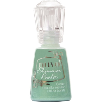 Tonic GREEN PARADE Nuvo Shimmer Powder 1214n