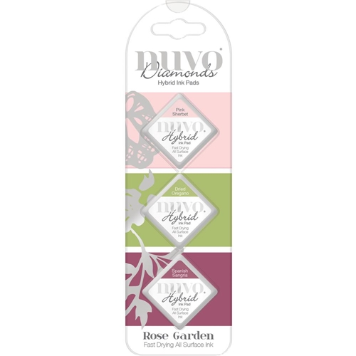 Tonic ROSE GARDEN Nuvo Diamond Hybrid Ink Pads 83n * Preview Image