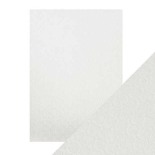 Tonic PEARL RIPPLE Luxury Embossed A4 Paper Pack 9821e* Preview Image