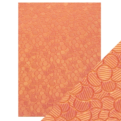Tonic PINK SUNSET Luxury Embossed A4 Paper Pack 9877e* Preview Image