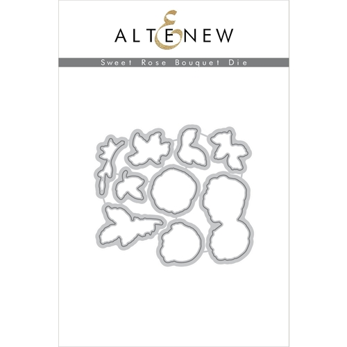 Altenew SWEET ROSE BOUQUET Die Set ALT2100 Preview Image