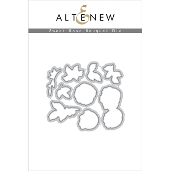 Altenew SWEET ROSE BOUQUET Die Set ALT2100*