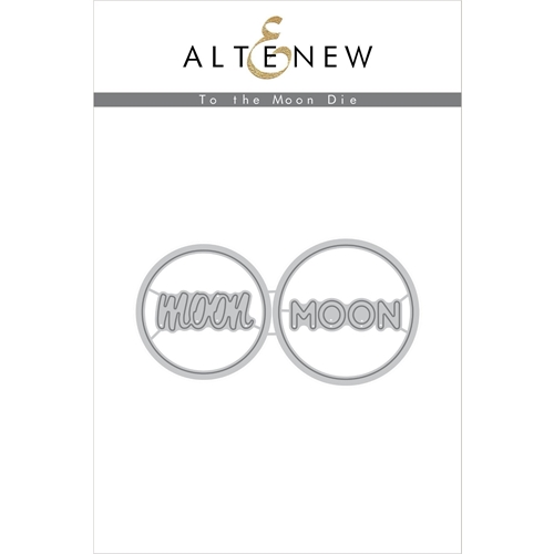 Altenew TO THE MOON Die Set ALT2105 Preview Image