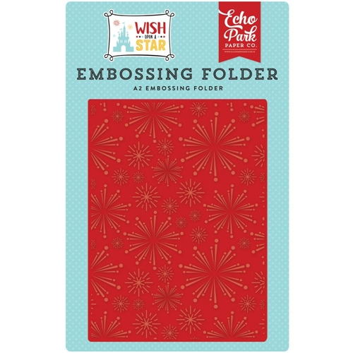 Echo Park LIGHT UP THE SKY Embossing Folder wst150031 Preview Image