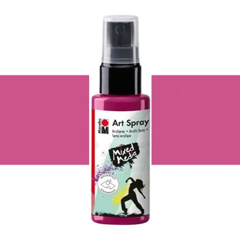 Marabu RASPBERRY Acrylic Art Spray 12099005005*