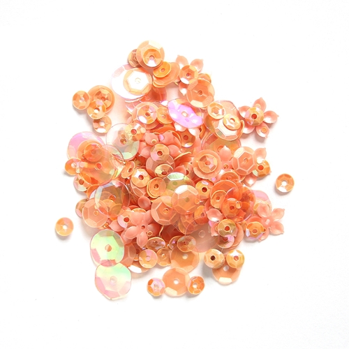 28 Lilac Lane APRICOT Sequin Mix PS731 Preview Image