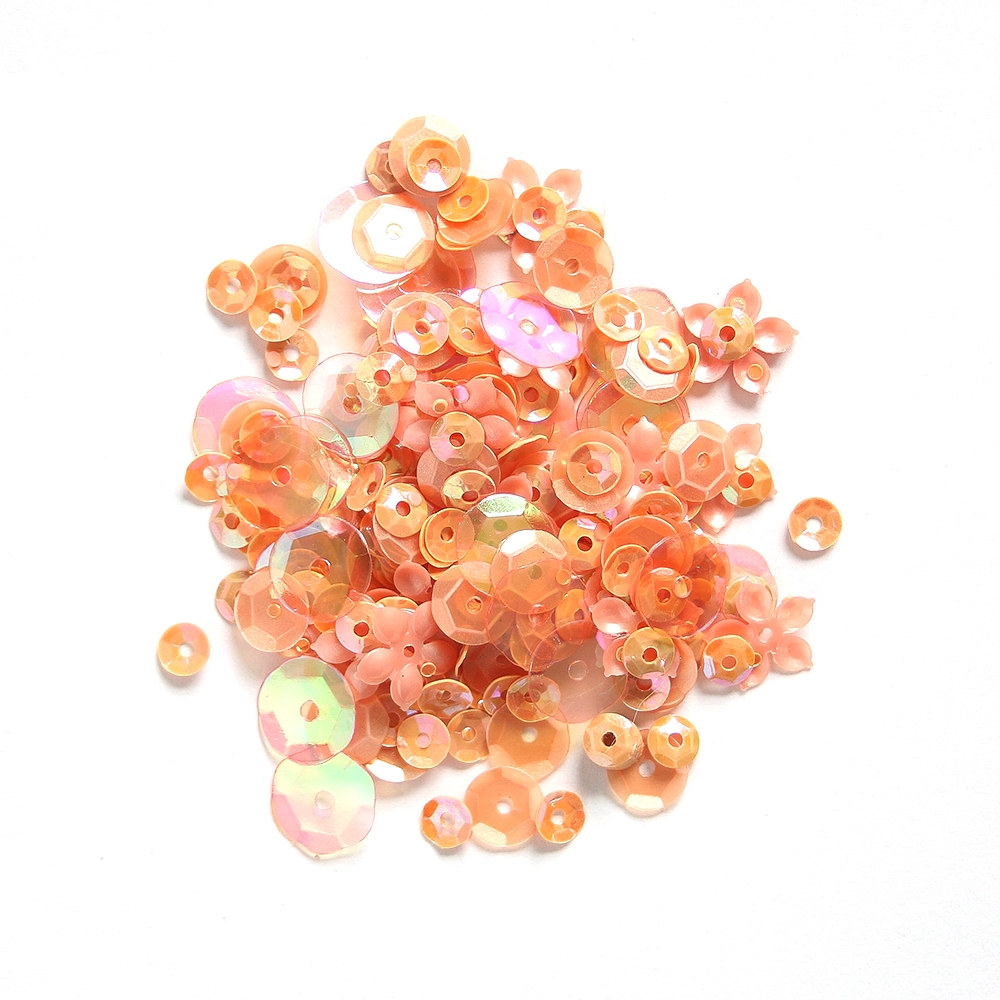 28 Lilac Lane APRICOT Sequin Mix PS731 zoom image