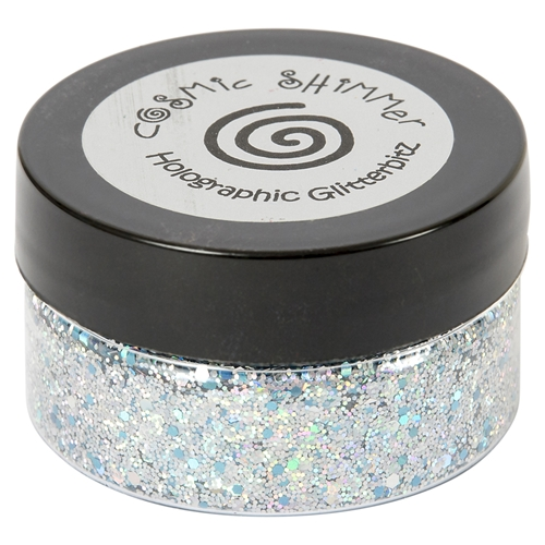 Cosmic Shimmer SEA SPRAY Holographic Glitterbitz hgb401 Preview Image