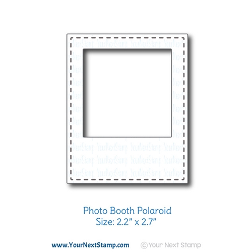 Your Next Die PHOTO BOOTH POLAROID ynsd735 Preview Image
