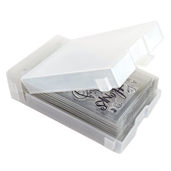 Best Craft Organizer STAMP 'N DIE Wall Box Storage 150wb2
