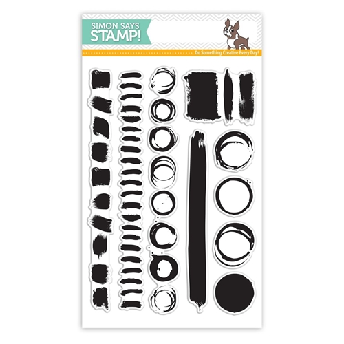 Simon Says Clear Stamps MAKE YOUR MARK sss101833 Fluttering By Preview Image