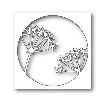 Simon Says Stamp TWINKLE FLOWER CIRCLE Wafer Dies s551 Fluttering By