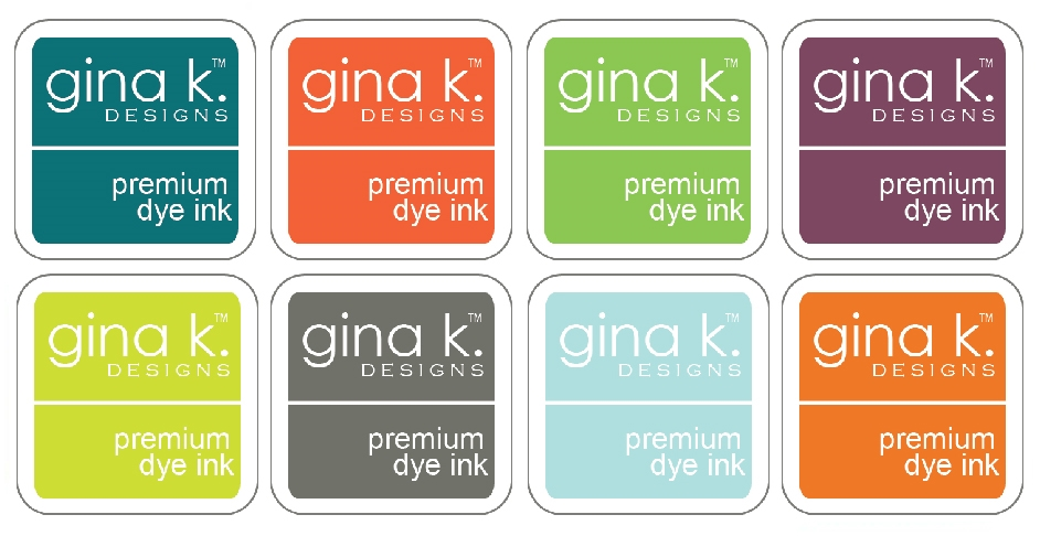 Gina K Designs 2018 ADD-ON Premium Dye Ink Cube Collection 3993 zoom image