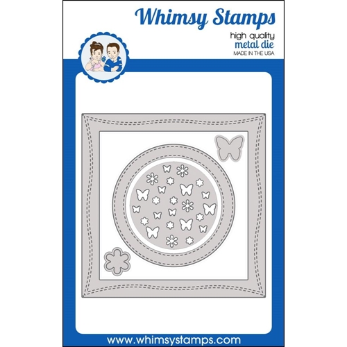 Whimsy Stamps SHAKER MAKER COMBO Die Set wsd420 Preview Image