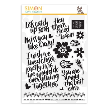 Simon Says Clear Stamps EVERYTHING TOGETHER sss101825