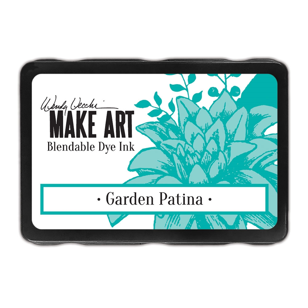 Ranger Wendy Vecchi GARDEN PATINA Make Art Dye Ink Pad wvd62608 zoom image
