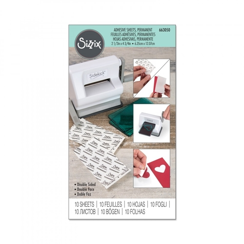 Sizzix ADHESIVE SHEETS Small 663050 Preview Image