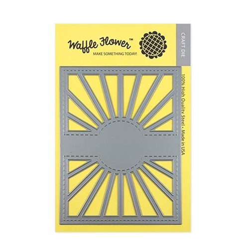 Waffle Flower SUN SHINE PANEL Die Set 310223 Preview Image