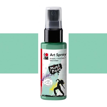 Marabu AQUAMARINE Acrylic Art Spray 12099005255*