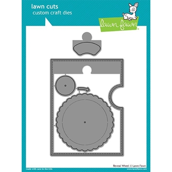 Lawn Fawn REVEAL WHEEL Die Cuts LF1703